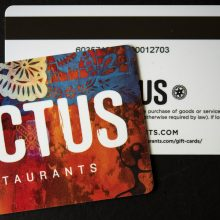 Cactus Gift Card