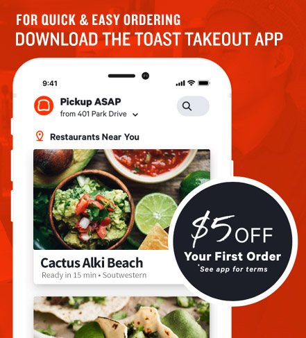 Download The Toast App